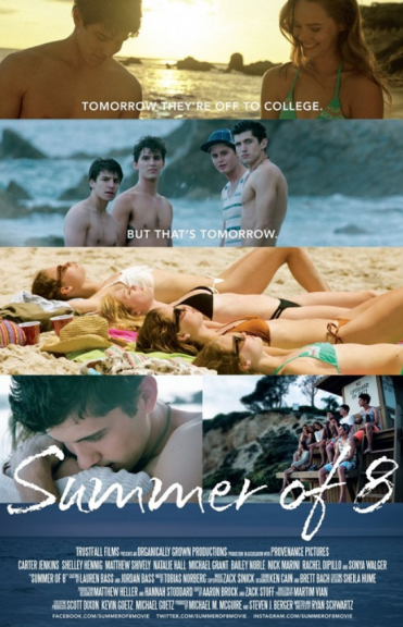 Summer of 8 (2016) WEB-DL Mp3 XviD-FGT