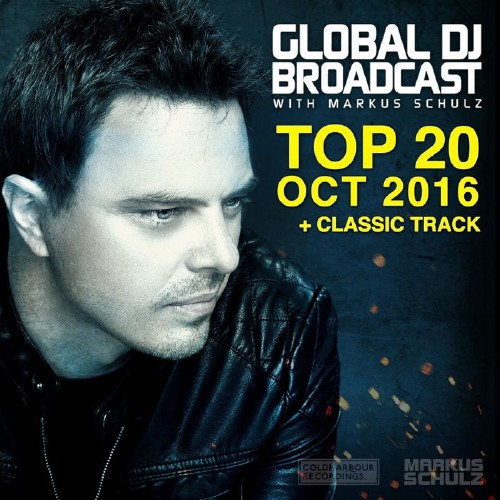Global DJ Broadcast: Top 20 October 2016 (2016)