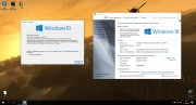 Windows 10 x86/x64 Enterprise LTSB 14393.321 v.90.16 UralSOFT (RUS/2016)