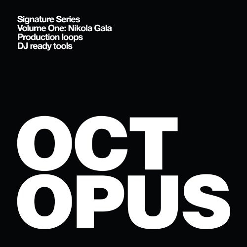 Octopus Records Signature Series Nikola Gala WAV