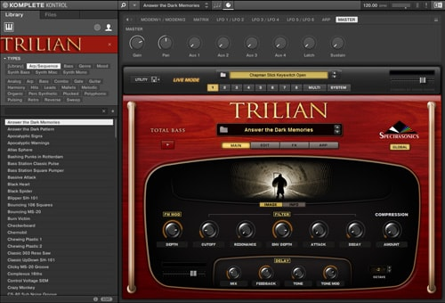 Freelance Soundlabs Xpand!2 Patch Browser for Komplete