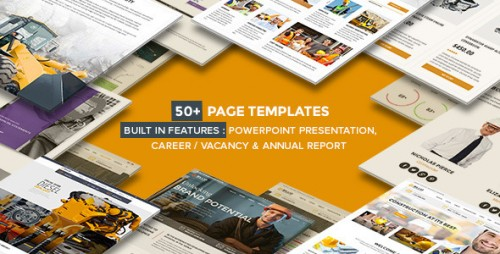 NULLED Billio v1.0.9 - Multipurpose Company WordPress Theme