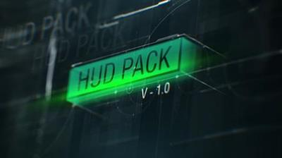 HUD Pack - Project for After Effects (VideoHive)