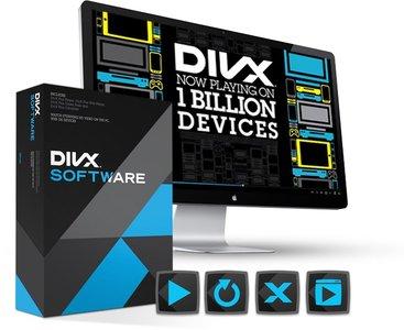 DivX Pro 10.7.1 Multilangual Mac OS X