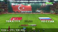 Футбол. Товарищеский матч. Турция - Россия + Превью [Матч! Футбол 1] [31.08] (2016) IPTVRip-AVC