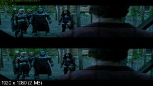 Люди Икс: Апокалипсис 3D / X-Men: Apocalypse 3D  ( by Ash61) Вертикальная анаморфная