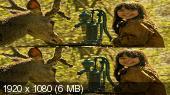 Без черных полос (На весь экран) Люди Икс: Апокалипсис 3D / X-Men: Apocalypse 3D (Лицензия) Вертикальная анаморфная