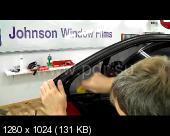 Обучение тонированию стёкол автомобиля (1 DVD)
