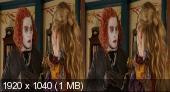 Алиса в Зазеркалье 3D / Alice Through the Looking Glass 3D (Лицензия) Горизонтальная анаморфная
