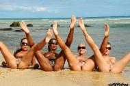 Толпы голых девушек! Эксклюзивная подборка! (293 фото)