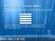 Windows XP Pro SP3 x86 Student Edition September 30th 2016 (ENG/RUS)