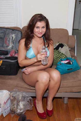 Threesome with my drunk mom porn