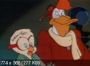 Черный Плащ / Darkwing Duck [S01-03] (1991-1995) WEBDLRip