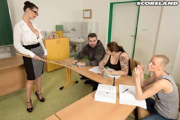 Vanessa Y. - Hot For Teacher (2015) FullHD 1080p