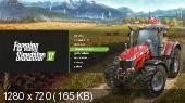 Farming Simulator 17 (2016) PC {Repack от BlackTea}