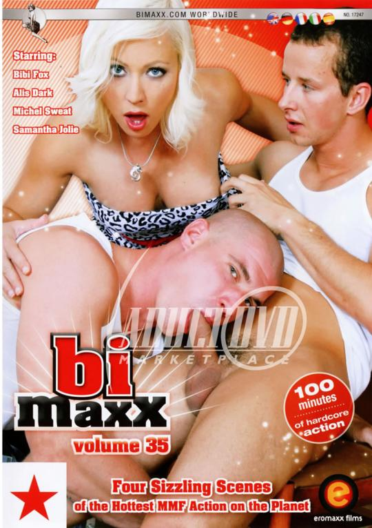 Bi Maxx 35 / Би Макс 35 (Split Scenes) (Eromaxx Films) [2012 г., Anal, Bi-Sexual, European, Foreign, Gonzo, Threesome, 540p]
