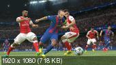 Pro Evolution Soccer 2017 (2016/RUS/ENG/MULTI16/Repack)