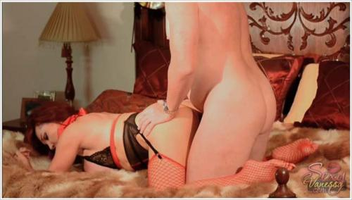 Sexy Vanessa - Hardcore Bed [HD 720p]