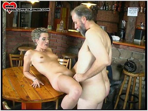 Teens-Love-Oldmen - Lyda 19 years old 19-July-2008 Mature.nl [SD 480p]
