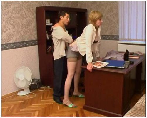 Office-Matures - om012 Penelope and Nathan SD