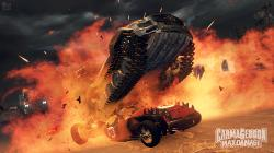 Carmageddon: Max Damage (2016/RUS/ENG/MULTI6/RePack от FitGirl)