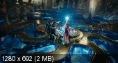 Аліса в Задзеркаллі (2016) BDRip 720p [60fps] {Ukr}