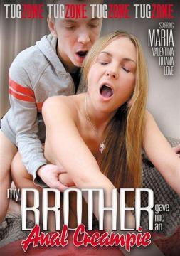 My Brother Gave Me An Anal Creampie / Мой Брат Дал Мне Анальное Семяизвержение (Tug Zone) (2016) FullHD 1080p