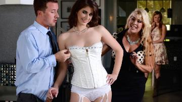 Karina White (Say Yes To Getting Fucked In Your Wedding Dress / 14.11.2016) HD 720p