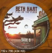 Beth Hart – Fire on the Floor (2016) [Provogue ‎- PRD75061-2] {VINYL RIP 24BIT/192KHZ}
