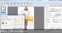 Дизайн Календарей 10.0 (2016) Rus Portable by Spirit Summer