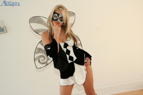 Set 0370 - Black Butterfly