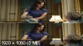 Без черных полос (На весь экран) Большой и добрый великан 3D / The BFG 3D (Лицензия) Вертикальная анаморфная стереопара