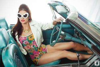 2013-06-08 Jade Elizabeth Convertible Cruising