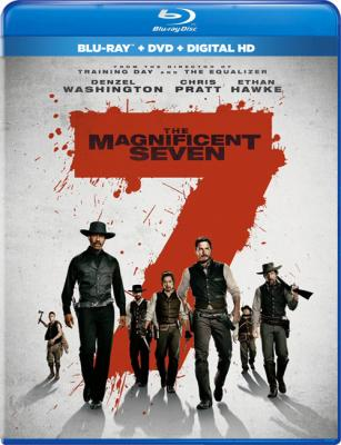 Великолепная семерка / The Magnificent Seven (2016) Blu-Ray Remux 1080p