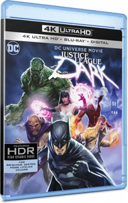 Ҹ���� ���� �������������� / Ҹ���� ��������� / Justice League Dark (2017) UHD BDRemux 2160p